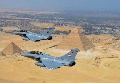 דיווח: מצרים סגרה עסקה לקניית עוד 30 מטוסי ראפאל מצרפת כולל תחמושת